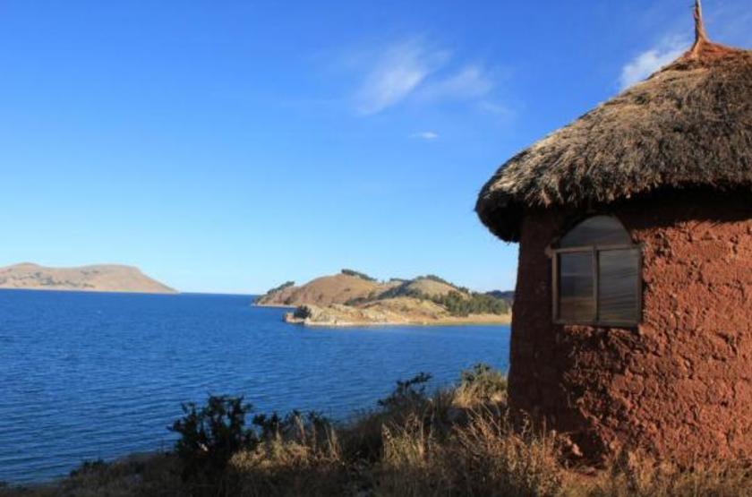 Pérou - Ticonata Ecolodge - Maisons période pré-inca