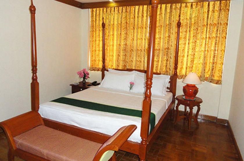 Birmanie - Royal Sittwe Resort - Chambre