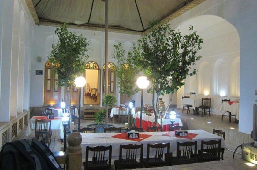 Laleh Hotel, Yazd, Iran, restaurant