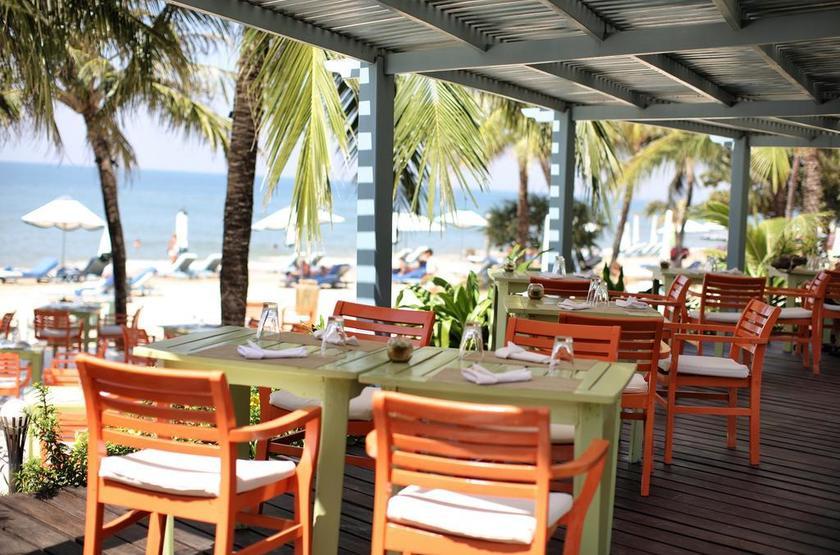 La Veranda Resort & Spa, Phu Quoc, Vietnam, restaurant plage