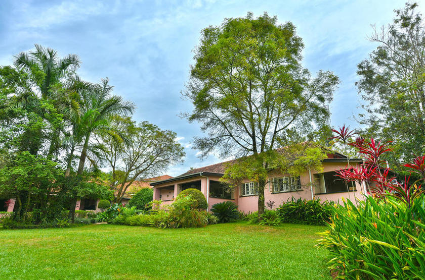 Boma Guest House, extérieur