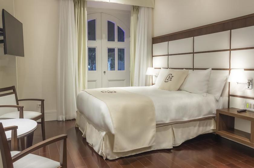 Panama - Hotel Central - Chambre