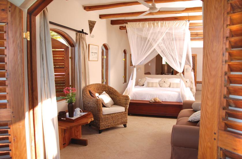 Casa Rex, Vilancoulos, Mozambique, suite