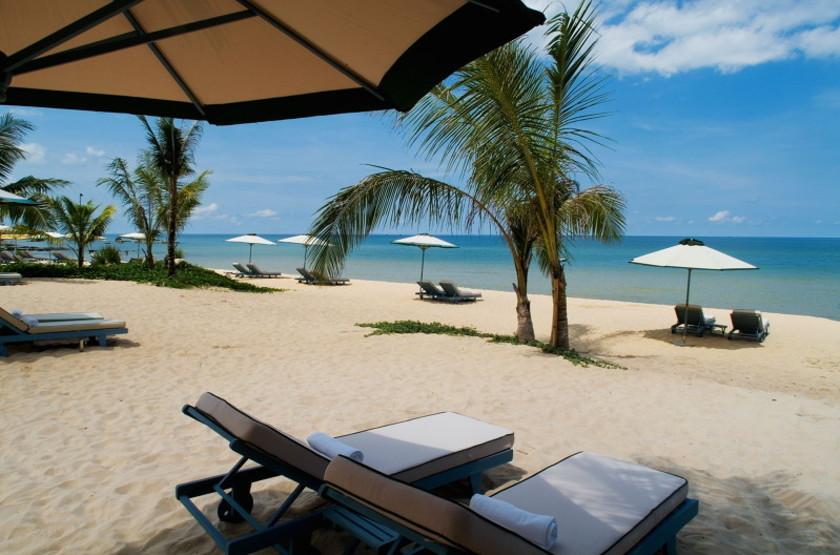 La Veranda Resort & Spa, Phu Quoc, Vietnam, plage