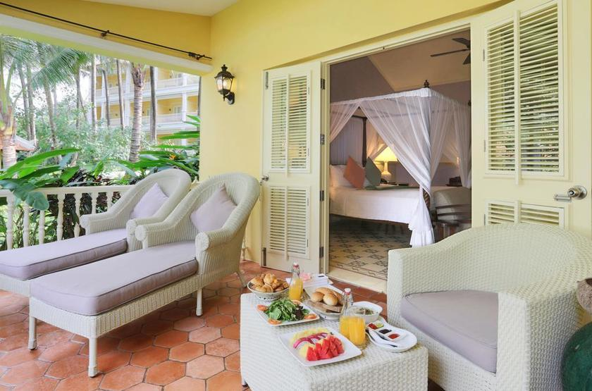 La Veranda Resort & Spa, Phu Quoc, Vietnam, terrasse