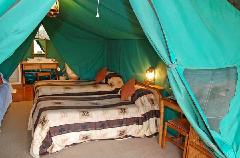 Sweetwaters Serena Tented Camp, Ol Pejeta, Kenya, intérieur