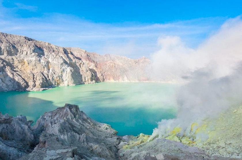 Indonésie - Bali - Lac Cratère