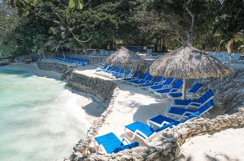 Colombie - San Pedro de Majagua - plage