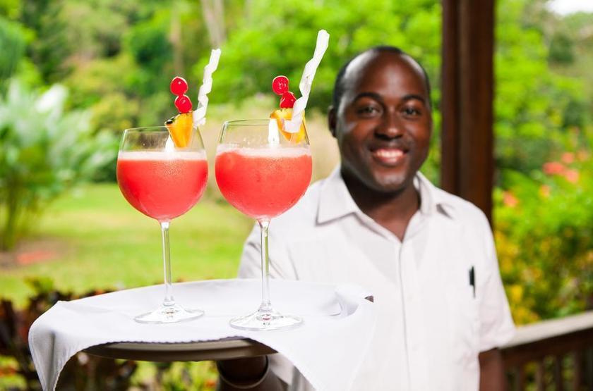 Honduras - Pico Bonito Lodge - Cocktails