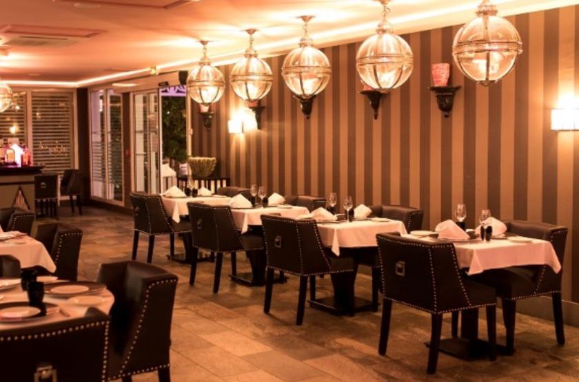 France - Réunion - Saint-Pierre - Villa Delisle - Restaurant
