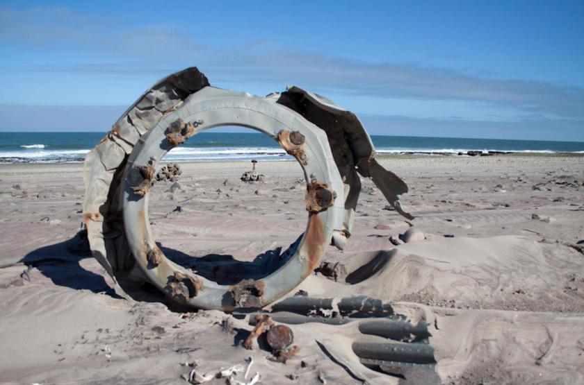 Skeleton Coast Shipwreck Lodge, Namibie