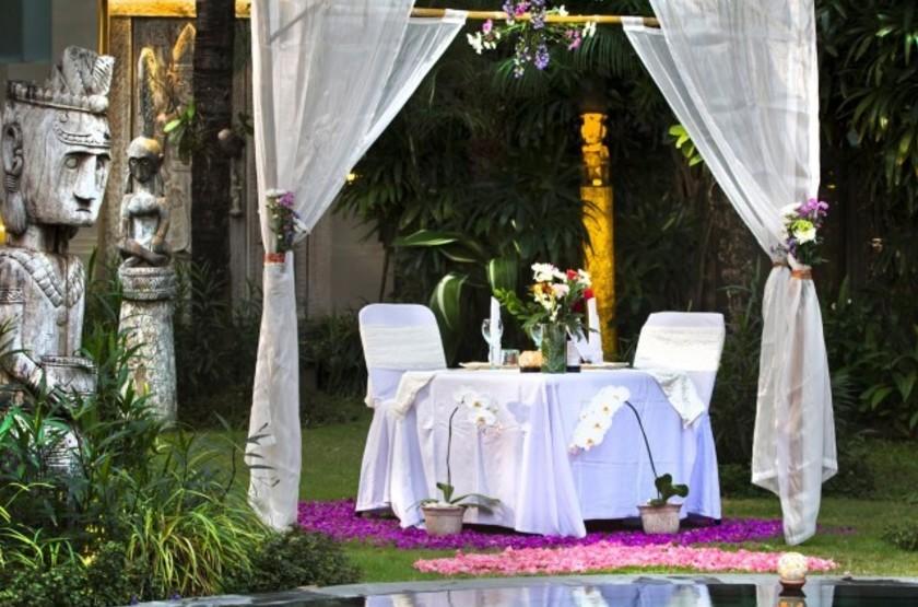 Indonésie - Bali - Blue Karma romantique