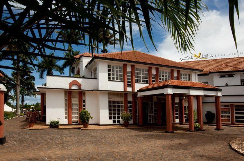 Lake Victoria Hotel, Entebbe, Ouganda, extérieur