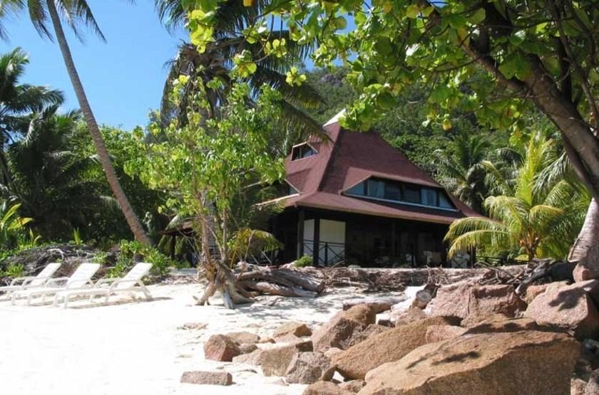 New Emerald Cove, Anse La Farine, Seychelles, bungalow