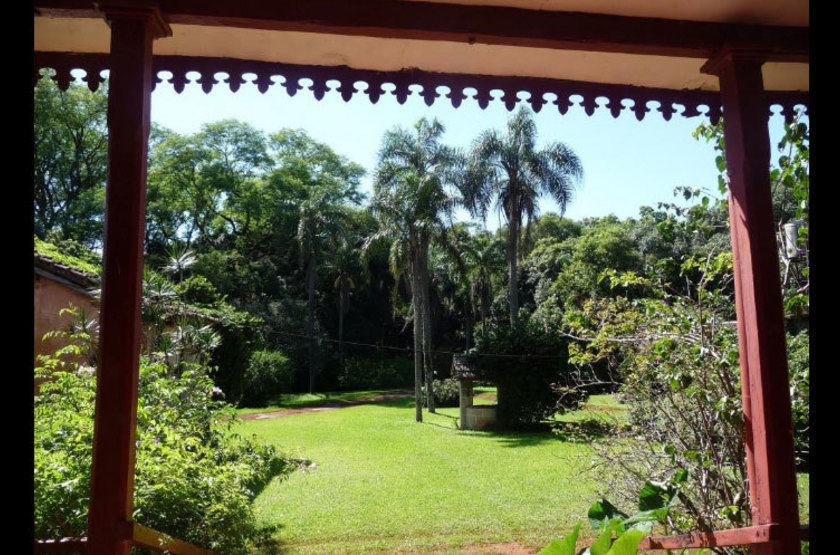 Argentine - Santa Ines - Jardin