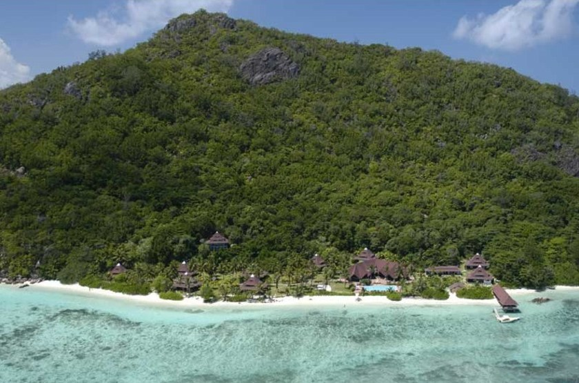 New Emerald Cove, Anse La Farine, Seychelles, vue d'ensemble