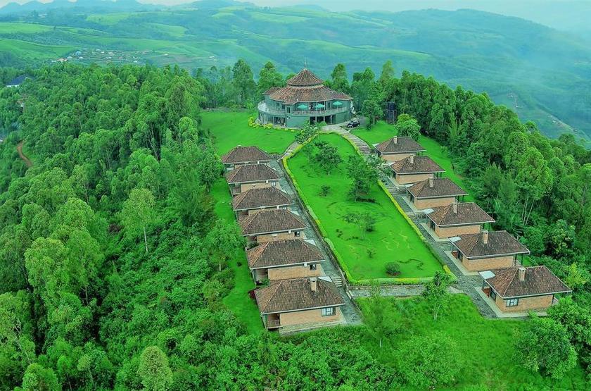 Nyungwe Top View Hill Hotel, Rwanda, extérieur