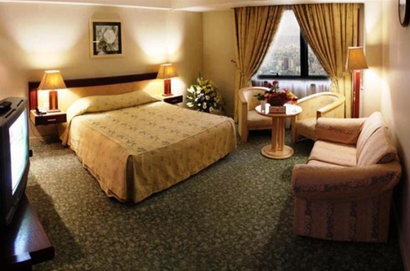 Tabriz El-Goli Pars Hotel, Trabiz, Iran, chambre