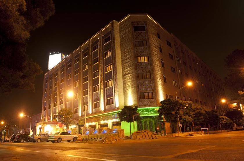 Ferdowsi International Grand Hotel, Téhéran, Iran, extérieur