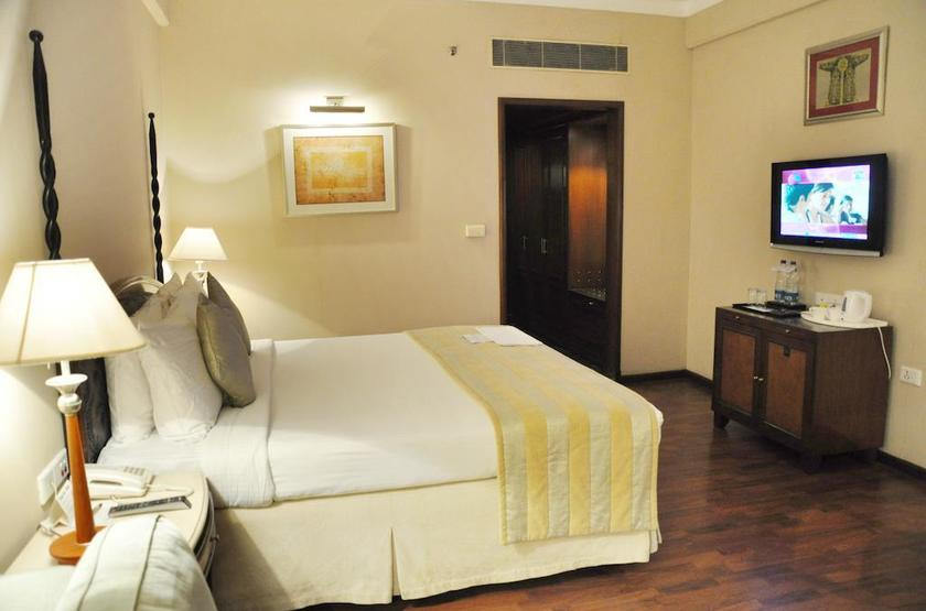 Inde - Radisson Hotel Varanasi - Chambre