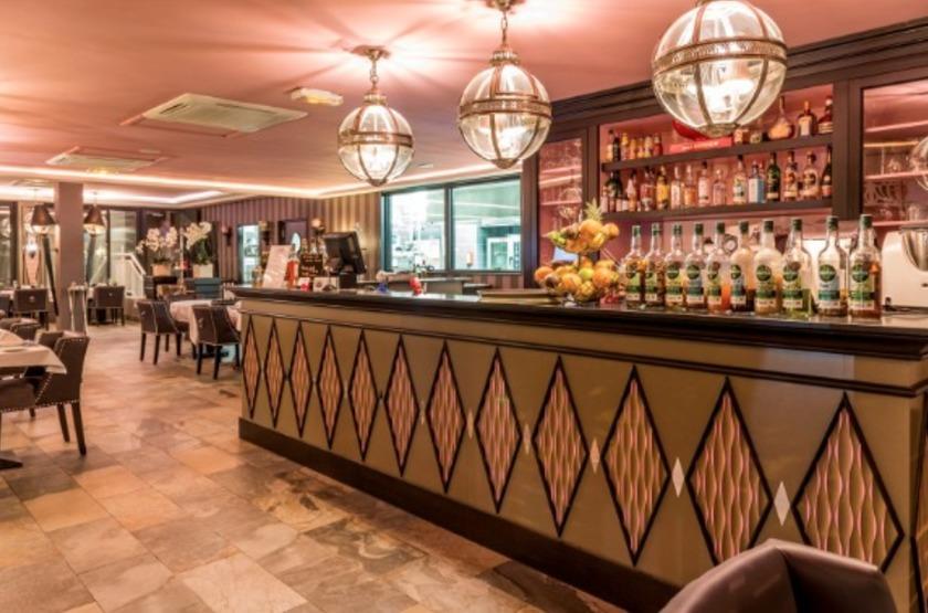 France - Réunion - Villa Delisle - Bar