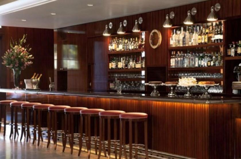 Mr C Beverly Hills, Los Angeles, Etats Unis, bar