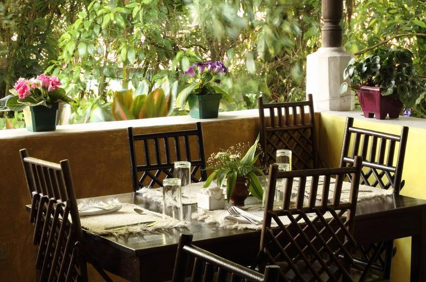 Guatemala - La Posada - Restaurant