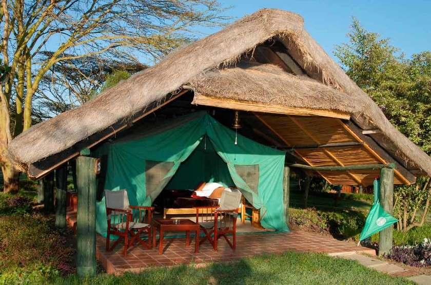 Sweetwaters Serena Tented Camp, Ol Pejeta, Kenya, tente