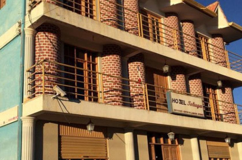 Chili - Altiplano - Hotel Isluga