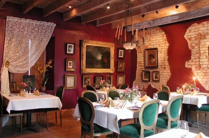 Houmas House Plantation, Louisiane, Etats Unis, restaurant