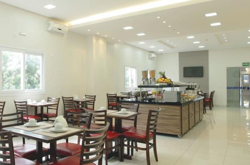 Brésil - Hotel Taina - Salle de restaurant