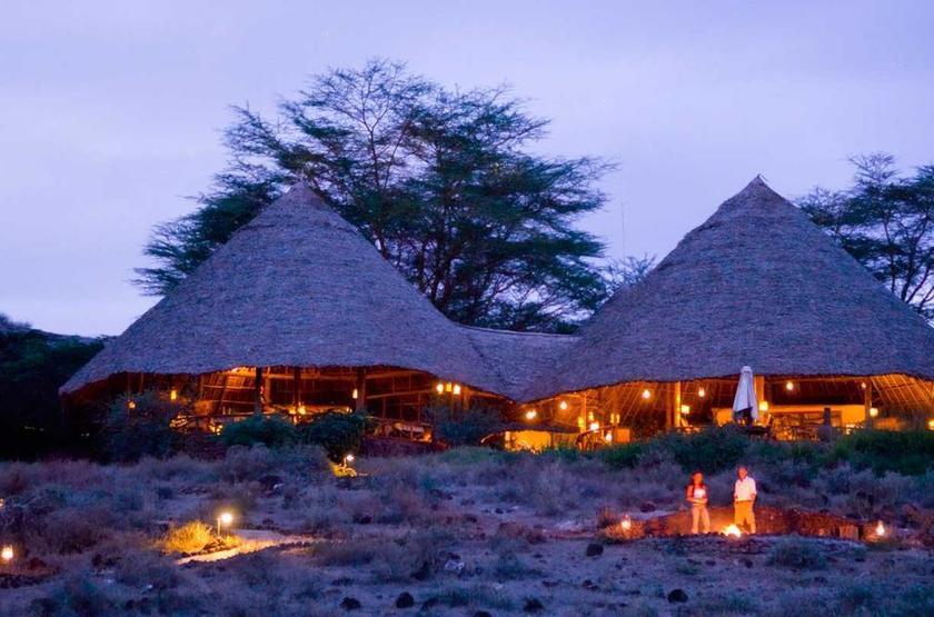Elewana Tortilis Camp, Amboseli, Kenya, main camp