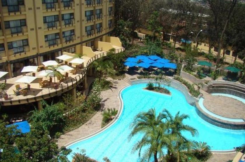Kigali Serena, Rwanda, piscine