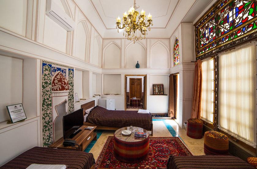 Kianpour Historical House, Ispahan, Iran, suite