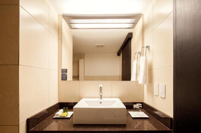 Costa Rica - Hotel Presidente - Salle de bains