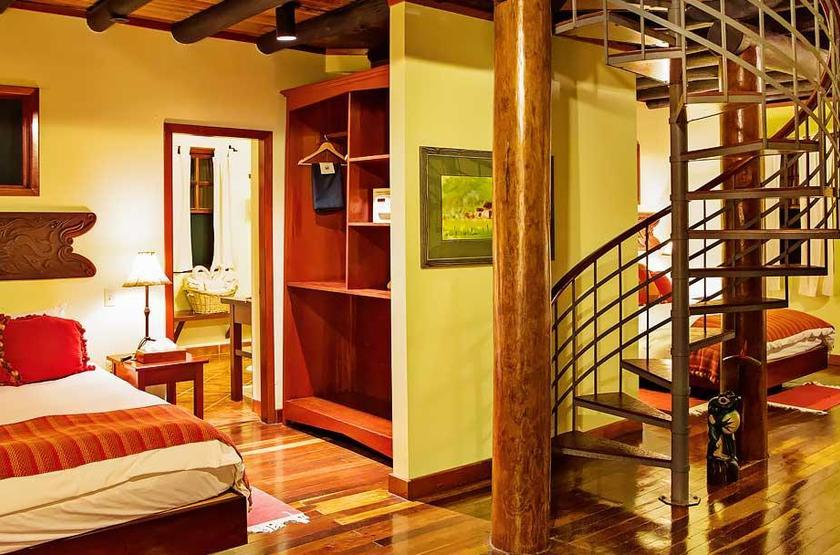 Chaa Creek Lodge, San Ignacio, Belize, orchad Villa