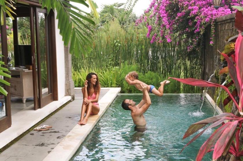 Indonésie - Bali - Piscine privée