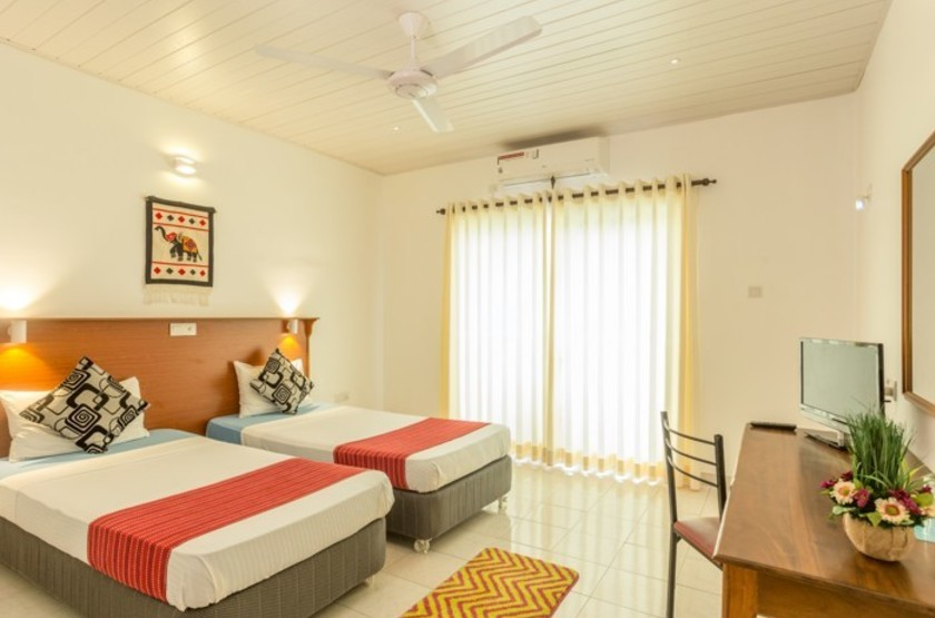 Sri Lanka - Tamarind tree - Chambre