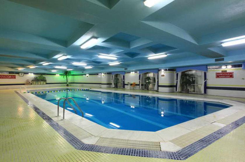Tabriz El-Goli Pars Hotel, Trabiz, Iran, piscine intérieure
