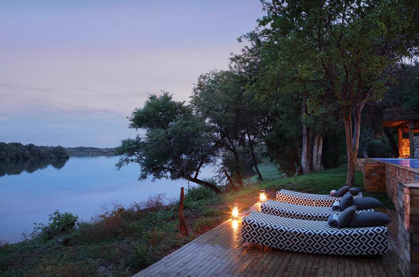 Zimbabwe - Victoria Falls - Matetsi River Lodge