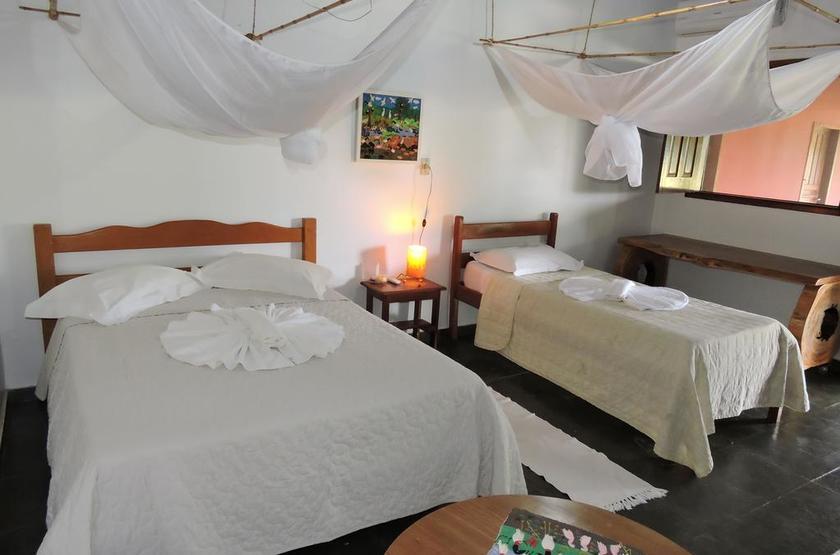 Brésil - Fazenda Santa Tereza - Chambre