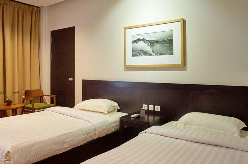 Indonésie - Jiwa Jawa Resort - Chambre