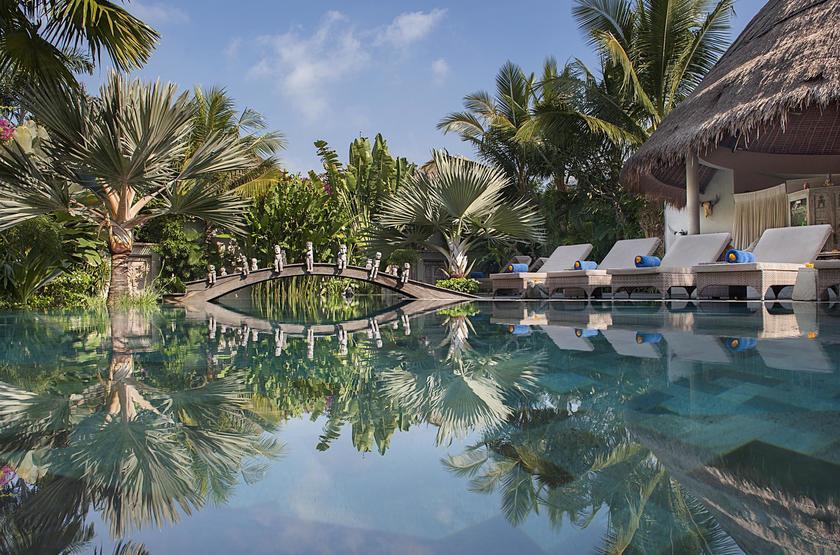 Indonésie - Bali - Piscine