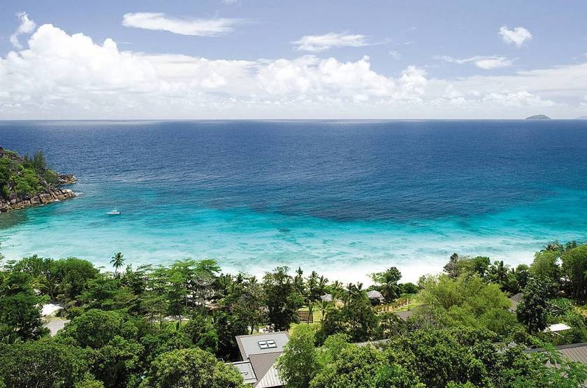 Four Seasons Resort, Mahé, Seychelles