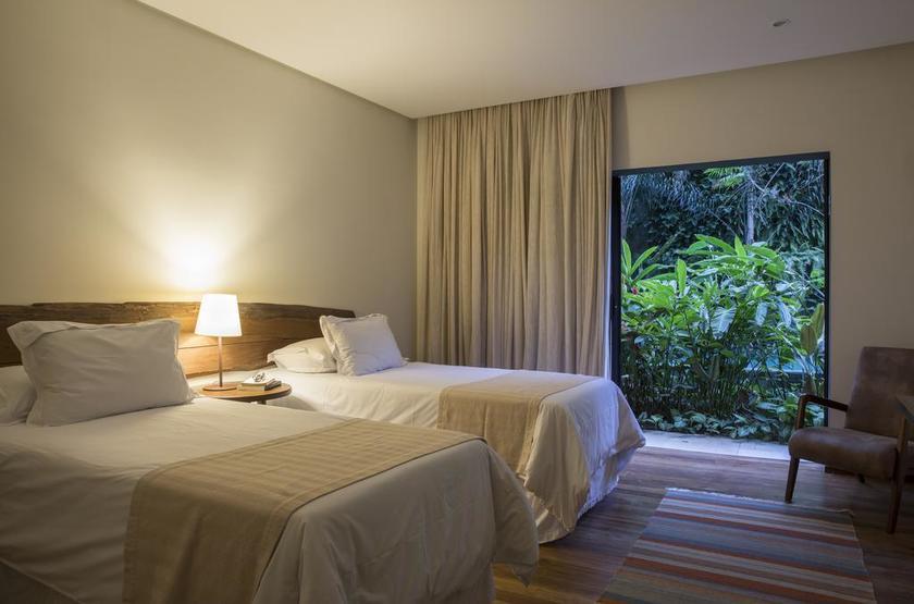 Brésil - Villa Amazonia - Chambre