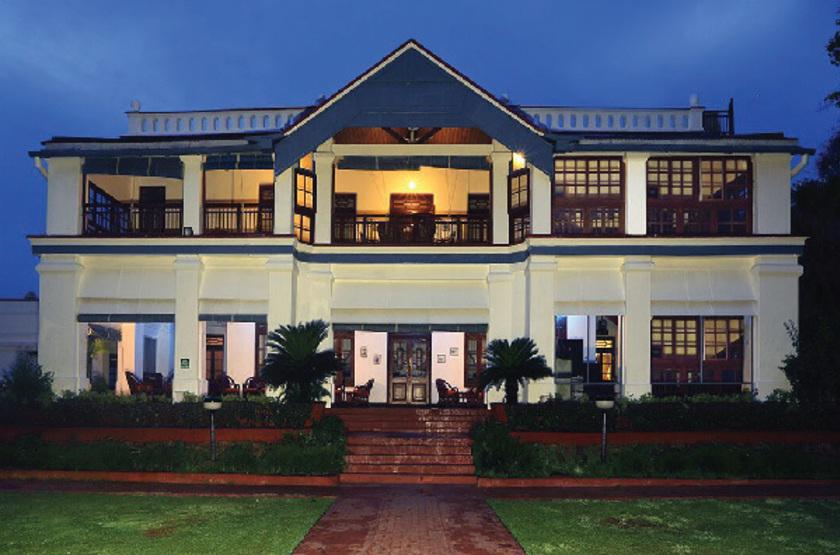 The Gateway Hotel Pasumalai, Madurai, Inde, extérieur