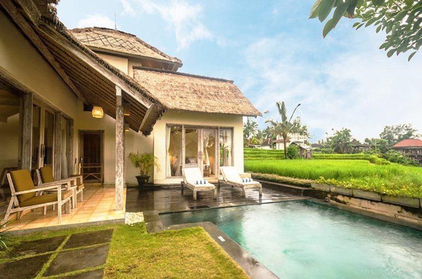 Indonésie - Bali - Terrasse piscine