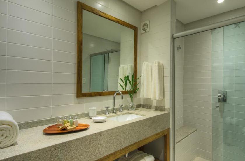 Brésil - Villa Amazonia - Salle de bains