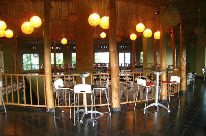 Nyungwe Top View Hill Hotel, Rwanda, bar