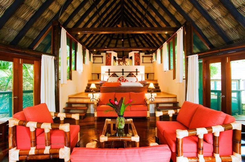 Chaa Creek Lodge, San Ignacio, Belize, Tree Top suite